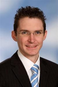 Karsten Lamprecht Vorstand Ortschaftsrat, Fraktionsvorsitzender